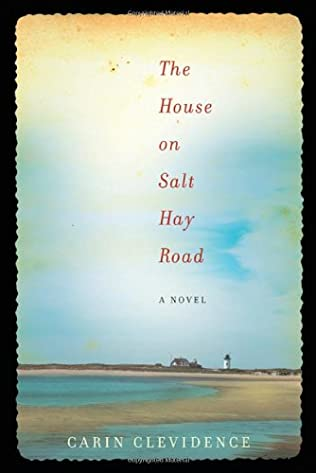 book cover of The House On Salt Hay Road