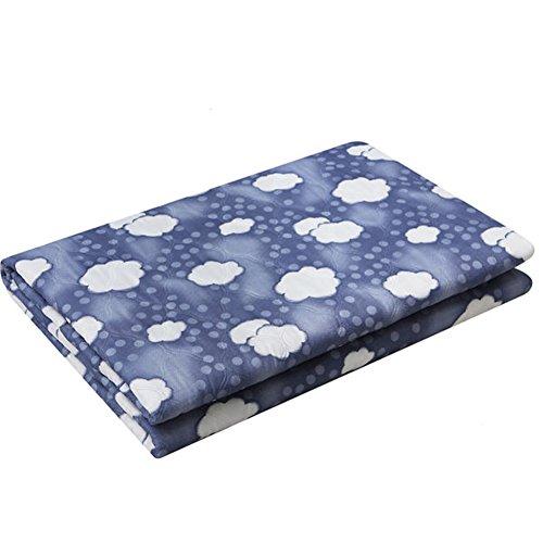 Hanil NHI Electric Blanket Microfiber Heating Bed Pad Winter