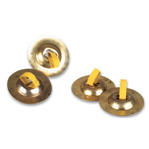 Finger Cymbals (Set of 2) ()