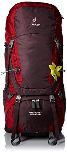 Deuter Aircontact 60+10 SL Backpacking Pack,...