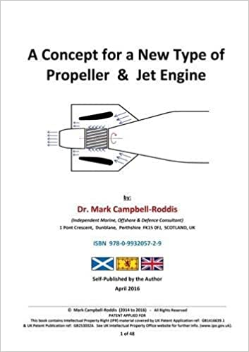 A Concept for a New Type of Propeller & Jet Engine: Amazon
