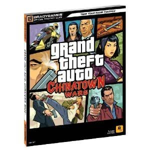 GTA CHINATOWN WARS STRATEGY GUIDE (STRATEGY GUIDE) [Unknown Binding]