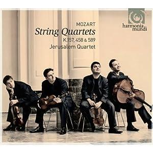 "Afficher ""String quartets"""