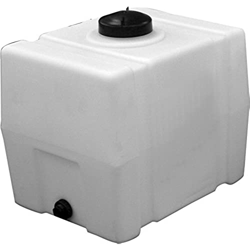 RomoTech Horizontal Square Polyethylene Reservoir 100 gallon  sc 1 st  Amazon.com & Potable Water Storage tanks: Amazon.com