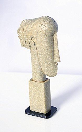 Pocket Art Modigliani Female Head Tete Miniature Statue PA10MO Parastone by Parastone ()