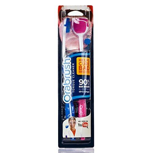 DenTek DK050454 Dentek Orabrush Cleaner