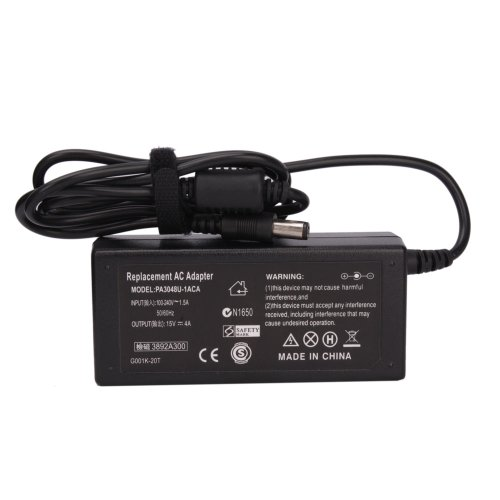 Micromall(™) NEW Laptop Notebook Computer Ac Adapter Compatible with Toshiba Satellite 2800 2805 Toshiba Satellite Series: 1500 1555, 1555cds,2060cds, 2060cdt, 2065cds, 2065cdt 2100 2100cds, 2100cdt, 2100cdx,2105cds, 2105cdt, 2115, 2115cds, 2140, 2140cdt, 2140xcds, 2180, 2180cdt 22002210cdt, 2210xcds, 2250cdt, 2250xcds 24002410, 2410-s203, 2410-s204, 2410-s205, 2410-s206, 2410cds/4, 2415, 2415-s205, 2415cds/4, 2450, 2455, 2455-s3001, 2455-s305, 2455-s306 25002520, 2500cds, 2500cdt, 2505cds, 2505cdt, 2510cds, 2515cds, 2515cdt, 2515cts, 2530cds, 2530cds/4, 2535cds, 2535cds/4, 2535cdt, 2540cds, 2540cds/4, 2540cdt, 2545cds, 2545cds/4, 2545cdt, 2545xcdt, 2590cds, 2590cds/4, 2590cdt, 2590xdvd, 2595cds, 2595cds/4, 2595cds, 2595cds/4, 2595cdt, 2595xdvd 26002610-2675, 2610dvd, 2615dvd, 2655xdvd, 2675dvd 27002715, 2715dvd, 2715xdvd, 2710xdvd, 2755dvd, 2755xdvd, 2770xdvd, 2775xdvd 28002800-s201, 2800-s202, 2800-s210, 2805, 2805-s201, 2805-s301, 2805-s302, 2805-s401, 2805-s402, 2805-s503 Black