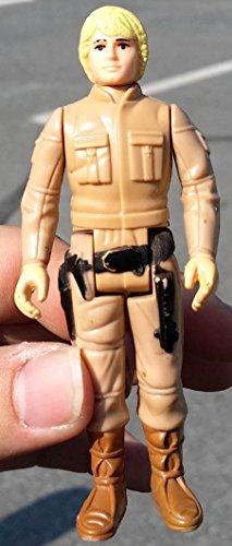 - Luke Skywalker Bespin Vintage Star Wars 1980 LOOSE Kenner Action Figure