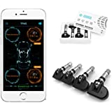 Sensairy Bluetooth Le Tyre Pressure Monitoring System
