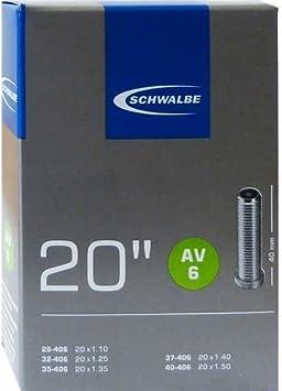 Schwalbe Standard Chambres /à/air Mixte