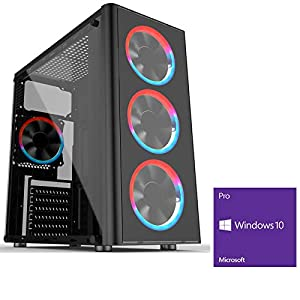 Gaming PC Desktop AMD A8 9600
