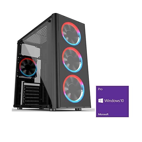 Gaming PC Desktop AMD A8 9600