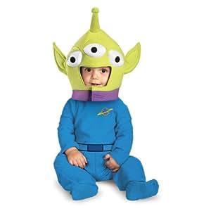 Disfraz 11352DI-I218 Disneys infantil Toy Story Extranjero Tama-o Traje Infant1218