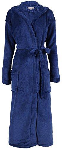 Spa Style Terry Bath Robe - 7