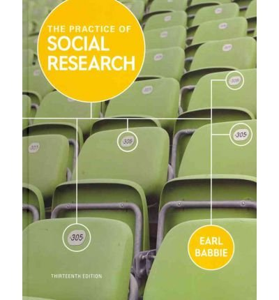 Download [(The Practice of Social Research)] [Author: Earl R Babbie] published on (August, 2012) pdf