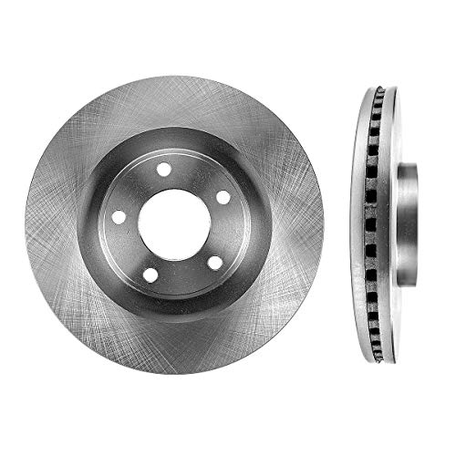 - FRONT Premium Grade OE 320 mm [2] Rotors Set CK001889