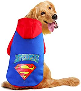 Large Size Large Dog Clothes Autumn And Winter Fleece Sweater Golden Retriever Satsuma Husky Dogs Animal Clothes Pet Clothes Pet Supplies