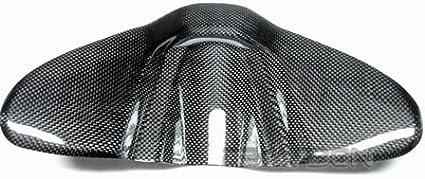 2007-2012 Ducati 1198 1098 848 Carbon Fiber Key Cover