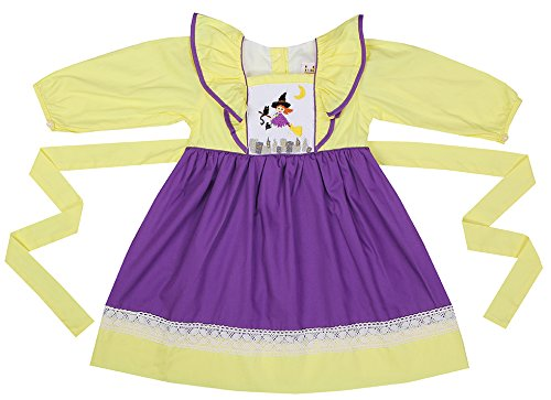 Angelic Ruffle Dress - 5