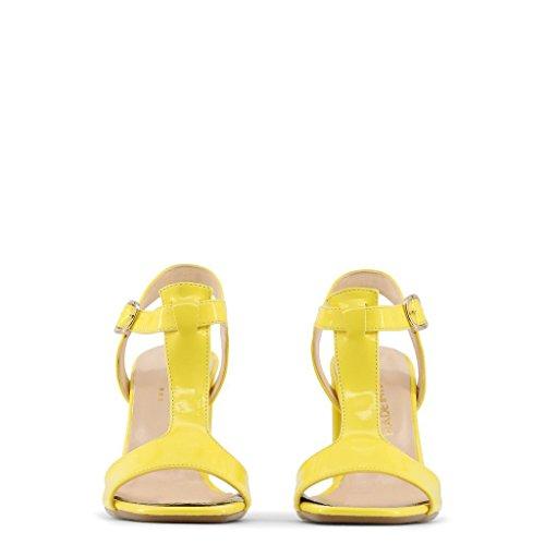 Made in Italia - ARIANNA Damen Sandalen Absätze: 10 cm Gelb