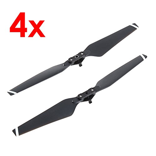 DJI Mavic Pro Part 22 - 8330 Quick-lease Folding Propellers 4 Pairs(4CW+4CCW) - OEM