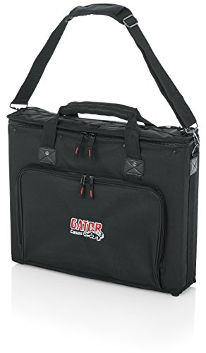 Gator Cases Portable 2U Rack Bag with 14