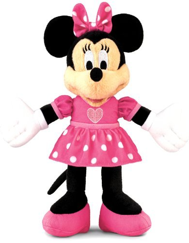 Fisher-Price Disney's Minnie Mouse Plush Singer [並行輸入品]   B01K1UKGIO