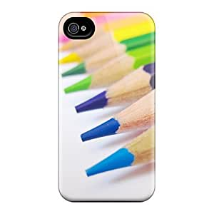Snap-on Case Designed For Iphone 4/4s- Colors