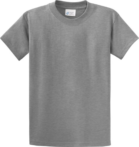 Men's Essential Company Shirt Athletic Heather T Treask 8PfxqHH