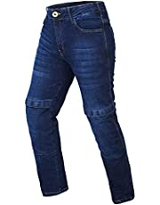 Motorcycle Jeans for Men with Aramid Cargo Work Motocross Denim Biker Riding Jeans