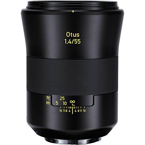 Price comparison product image Zeiss 55mm f / 1.4 Otus Distagon Manual Focus Lens (Canon EOS-Mount)
