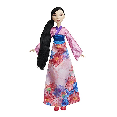 Disney Princess Royal Shimmer Mulan Doll -