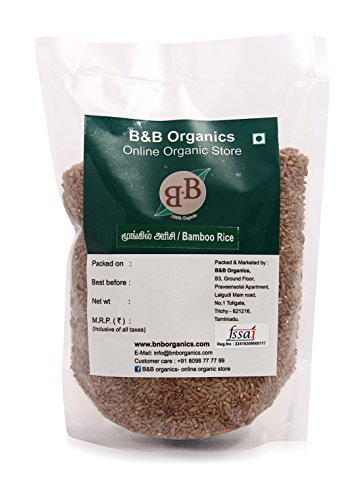 B&B Organics Bamboo Rice 3 kg