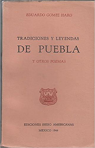 TRADICIONES Y LEYENDAS DE ESPAÑA y otros poemas: Amazon.es: Gomez Haro, Eduardo: Libros