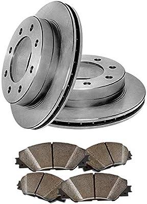 Max Performance Ceramic Brake Pads F+R 2011 Ford F350 Super Duty See Desc