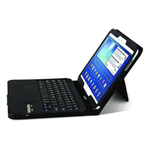 Hipstreet Case and Bluetooth Keyboard for Samsung Tab 3 1...