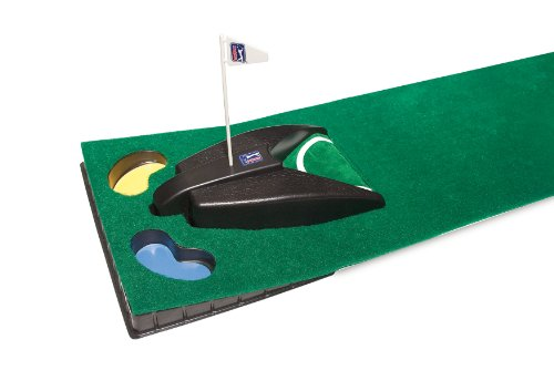 PGA Tour 6ft (1.8m) Automatic Ball Return Putting Mat by PGA Tour