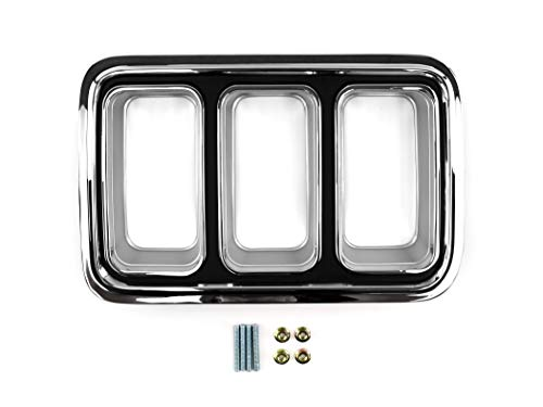 eClassics 1970 for Ford Mustang Tail Light Bezel, Fits Right Only