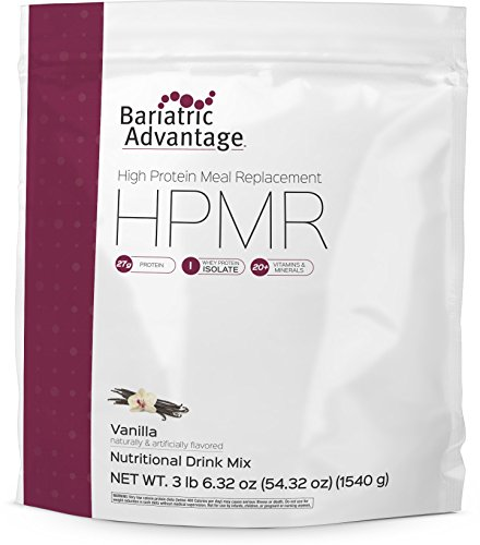 Bariatric Advantage - Meal Replacements Vanilla, 35 Serving Bag (Best Bariatric Protein Shakes)
