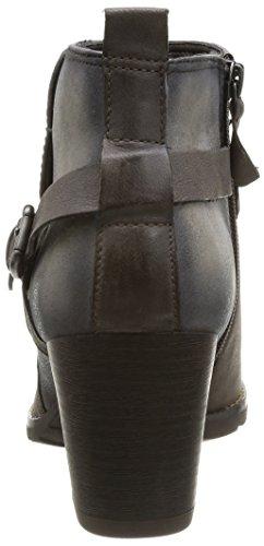 Gris Montantes 25449 Femme anthracite Tamaris Chaussures 214 wIZWqPqzA