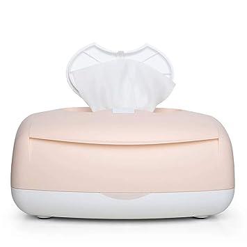 JINRU El Bebé Limpia La Desinfección De La Caja De Pañuelos del Calentador/De La Caja De Toallitas, 80 Bombeo: Amazon.es: Hogar