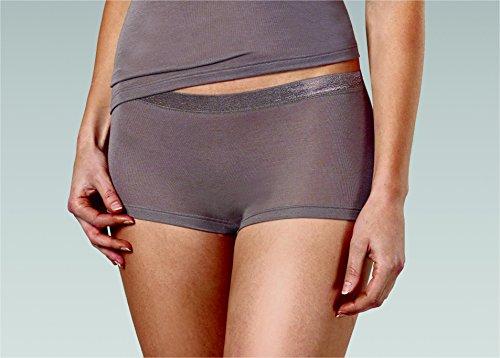 Seda/511–�?601Contagrip Modal Lujo para la piel Panty gr 38–�?0 750 schwarz