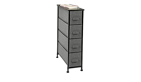 Amazon.com: Hebel Narrow Vertical Dresser Storage Organizer ...