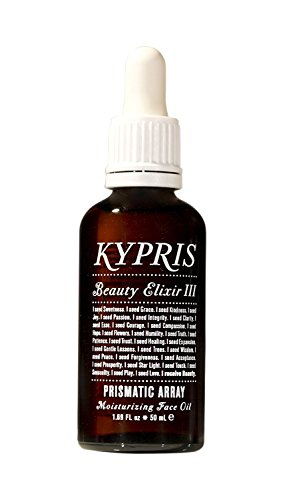 KYPRIS - 100% Natural / Vegan Beauty Elixir III : Prismatic Array Facial Serum