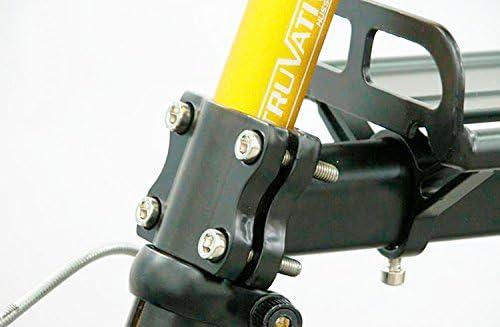 UPANBIKE Mountain Bike Road Bike Seatpost Mounted Rear Rack Adjustable Length
