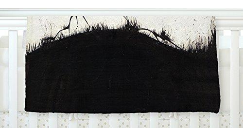 KESS InHouse Matthew Reid It's Alright Fleece Baby Blanket 40 x 30 [並行輸入品]   B077ZTS61D