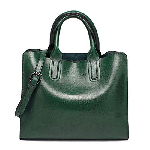 Cuir Femme Black À Doux Main Sac Et En Yumuymey color Bandoulière Pu Chaud Sacs Green Pour BCITfn