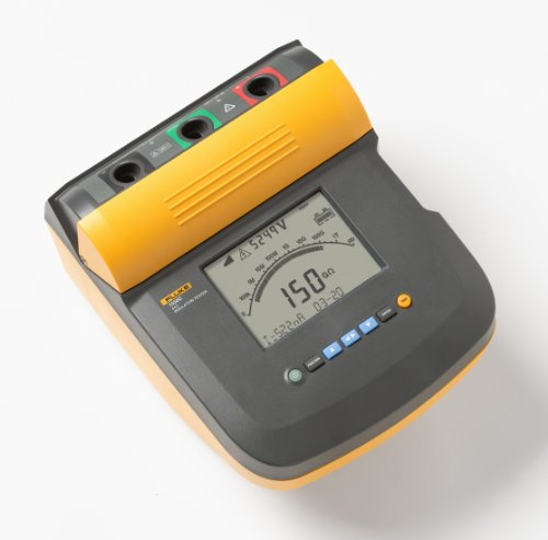 Fluke 1550C Insulation Resistance Tester 5 kV, with measurement storage and PC interface by Fluke