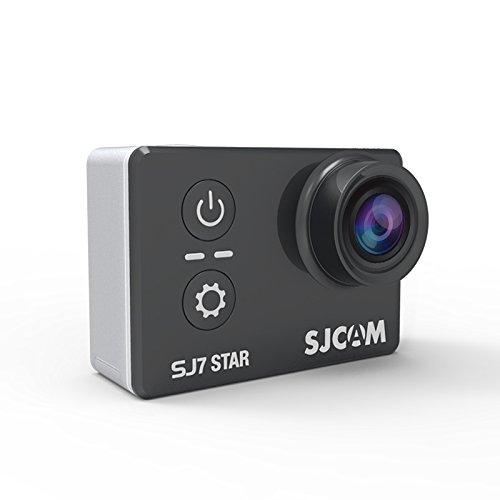"Newest Original SJCAM SJ7 Star 4K 30fps Ultra HD 1080P Action Camera 2.0"" Touch Screen Waterproof Remote Sport DV Camera, Black SJCAM"
