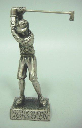 Male Golfer Statue - Ready to Swing! (Item # 1148)